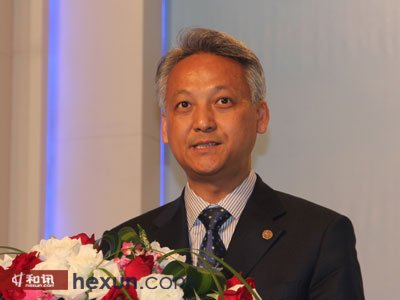 上海期货交易所副总经理劳光熊