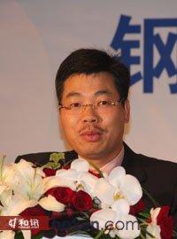 上海期货交易所总经理助理褚�i海