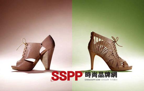 ol百搭凉鞋 百丽belle2011夏季女鞋新品