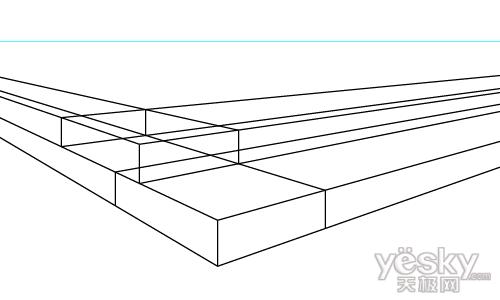 绘制三种立体透视图