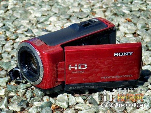 时尚全高清摄像机 索尼cx100e售2820!
