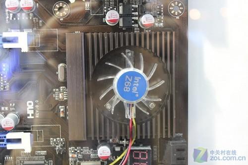 atx风扇温控电路