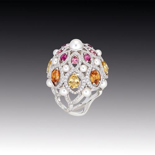 chanelultra戒指_chanel 2011顶级珠宝系列