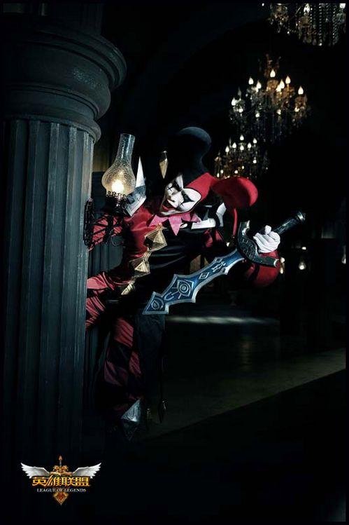 恶魔小丑萨科
