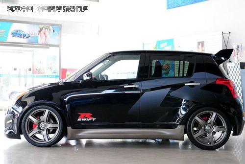 现款铃木雨燕r运动版 6月或推运动版车型 全新一代雨燕或年高清图片