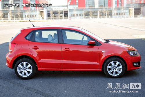 十万元精致小型车导购 舍空间取品质 上海大众polo高清图片