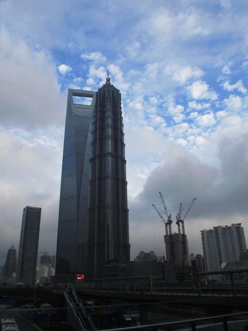 上海外滩拍美女 佳能g12网友试拍活动 科技频