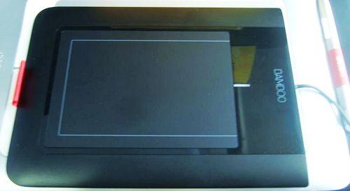 WACOM 影拓四代L PTK-840/KO-F-数位板之王 烟台影拓四代PTK 840