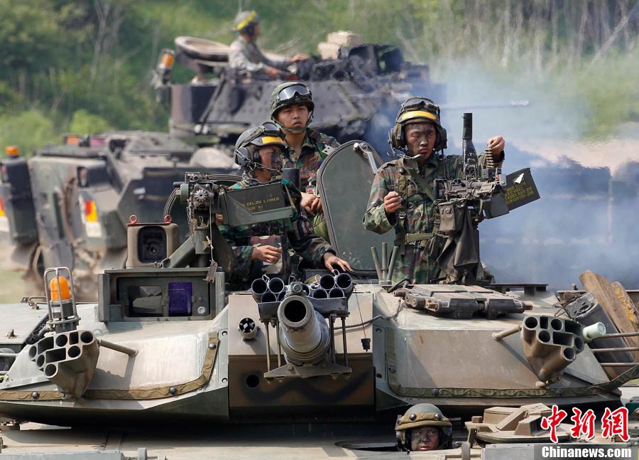 韩军称:中美不干涉,可在90小时内消灭朝鲜 -  宁失身不失眠  - 宁失身不失眠