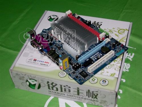 科技滚动 正文    泡泡网主板频道6月9日 铭瑄ms-d435e是一款采用