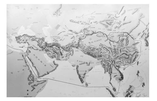 雪铁龙车队穿越欧亚大陆 高清图片