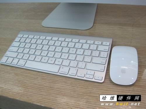 苹果imac mc309ch/a键盘与鼠标