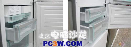 丁香花绽放海尔三门冰箱全时网优惠中