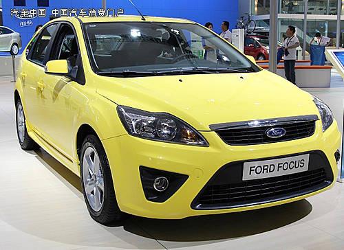 福特福克斯-10万左右年轻时尚上市车 科鲁兹 福克斯导购高清图片