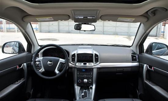相较现款车型,新科帕奇在外形上有了诸多改变 点击查看详高清图片
