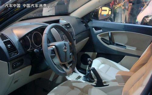吉利全球鹰GX7内饰-起售价或9万元 全球鹰GX7有望8月份正式上市高清图片