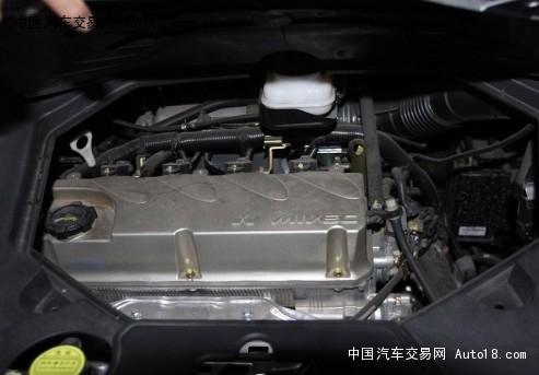4l发动机为三菱的4g69发动机