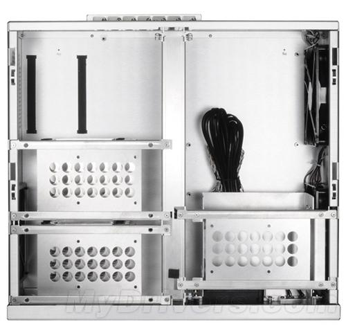 pc-c60卧式htpc机箱内部结构