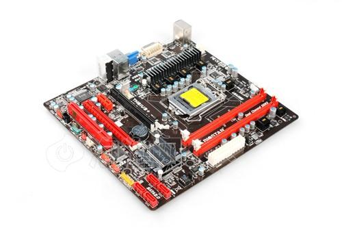 u3  主板采用m-atx小板型以及全固态电容设计,支持全新lga 1155接口的