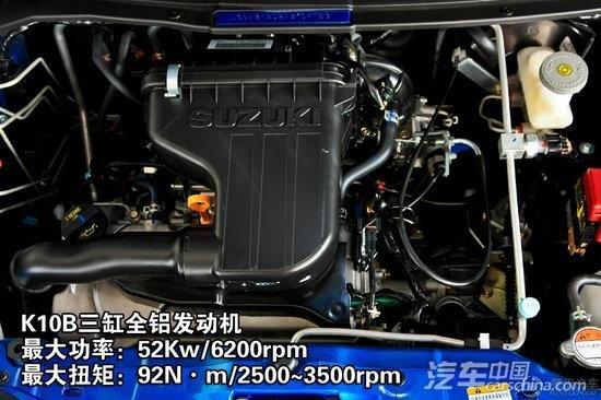 新奥拓发动机图-人生第一辆车 几款5万元左右代步小车推荐高清图片