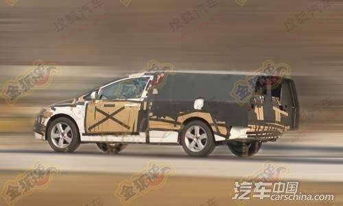 东风本田自主DB1谍照-售价或10 14万 现款思域变身东本自主DB1高清图片