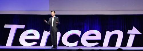 腾讯董事局主席兼CEO马化腾-腾讯开放大会马化腾演讲实录 腾讯产业