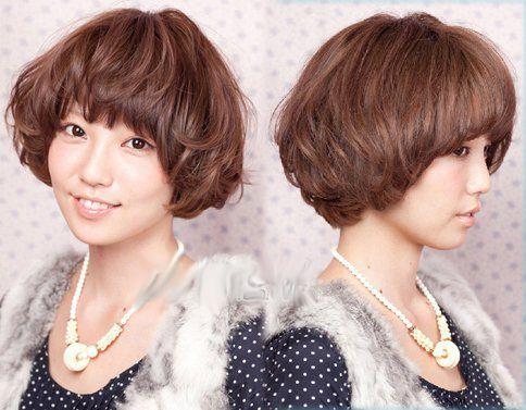 80后最受宠女孩a女孩个性我都要图片发型拍照发型图片