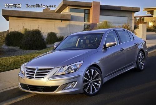 推荐韩系车迈向高端市场标志 现代劳恩斯导购 高清图片