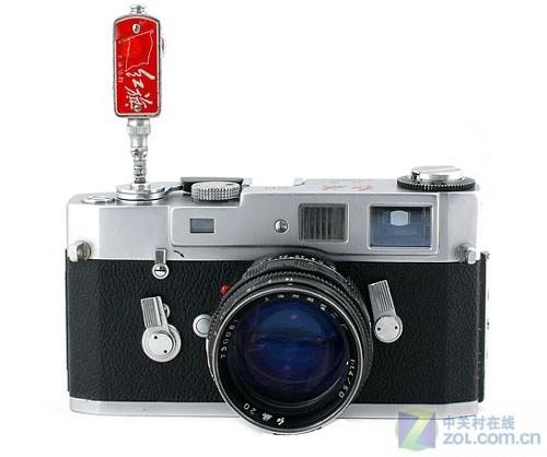 红旗照相机