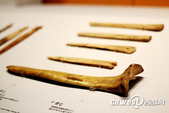 陕西历史博物馆开放20周年 中华文明起源展