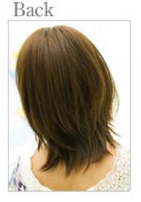 碎发短发发型不宜过长图片