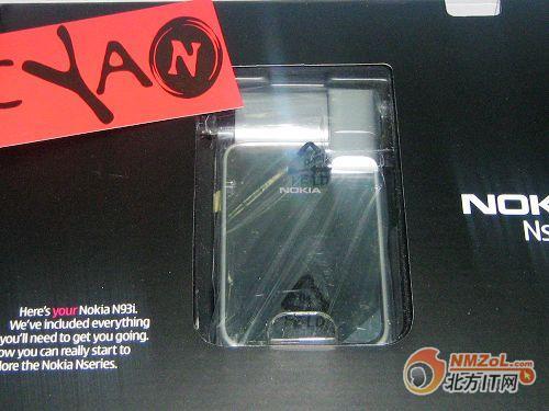 诺基亚 N93i