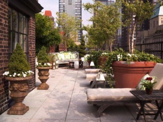 园艺潮人倾力推荐 20个城市里的浪漫消夏阳台
