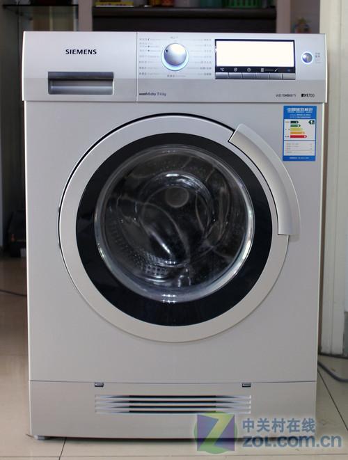 兰诺滚筒洗衣机排水管安装图解