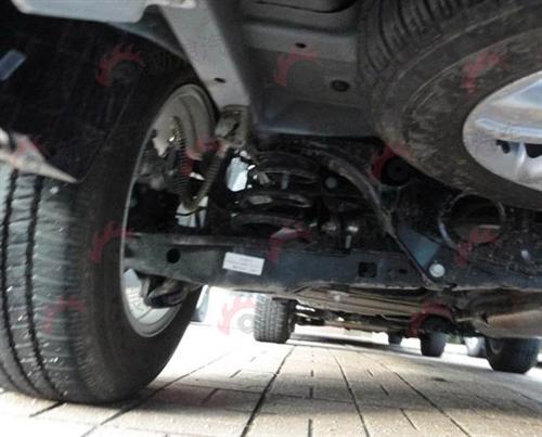 挂帝豪或全球鹰成悬念 吉利SUV今秋上市高清图片