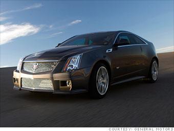 评比 10款最快的美国汽车高清图片