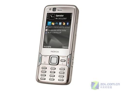 诺基亚N82手机