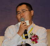 蔡达健 高特佳投资集团有限公司董事长