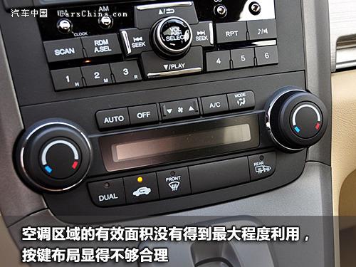 符合多数东方人的审美标准SUV导购 本田CR V高清图片