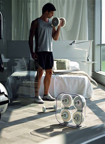 泰诺健 打造新时代的个人移动健身房
