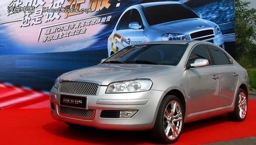 商务中富含的运动元素 推荐瑞麒G5行情导购高清图片