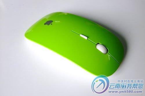 时尚简约 苹果五彩系列无线鼠标仅99元