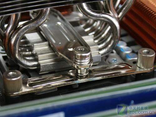 显卡散热器接线方法