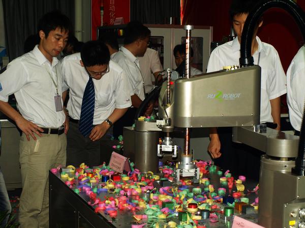 锐智打造中国线路机器人领先解决方案应用工业7图纸品牌苹果图片