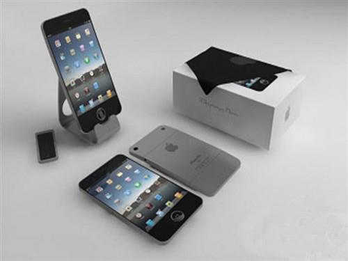 iphone 5设计概念图