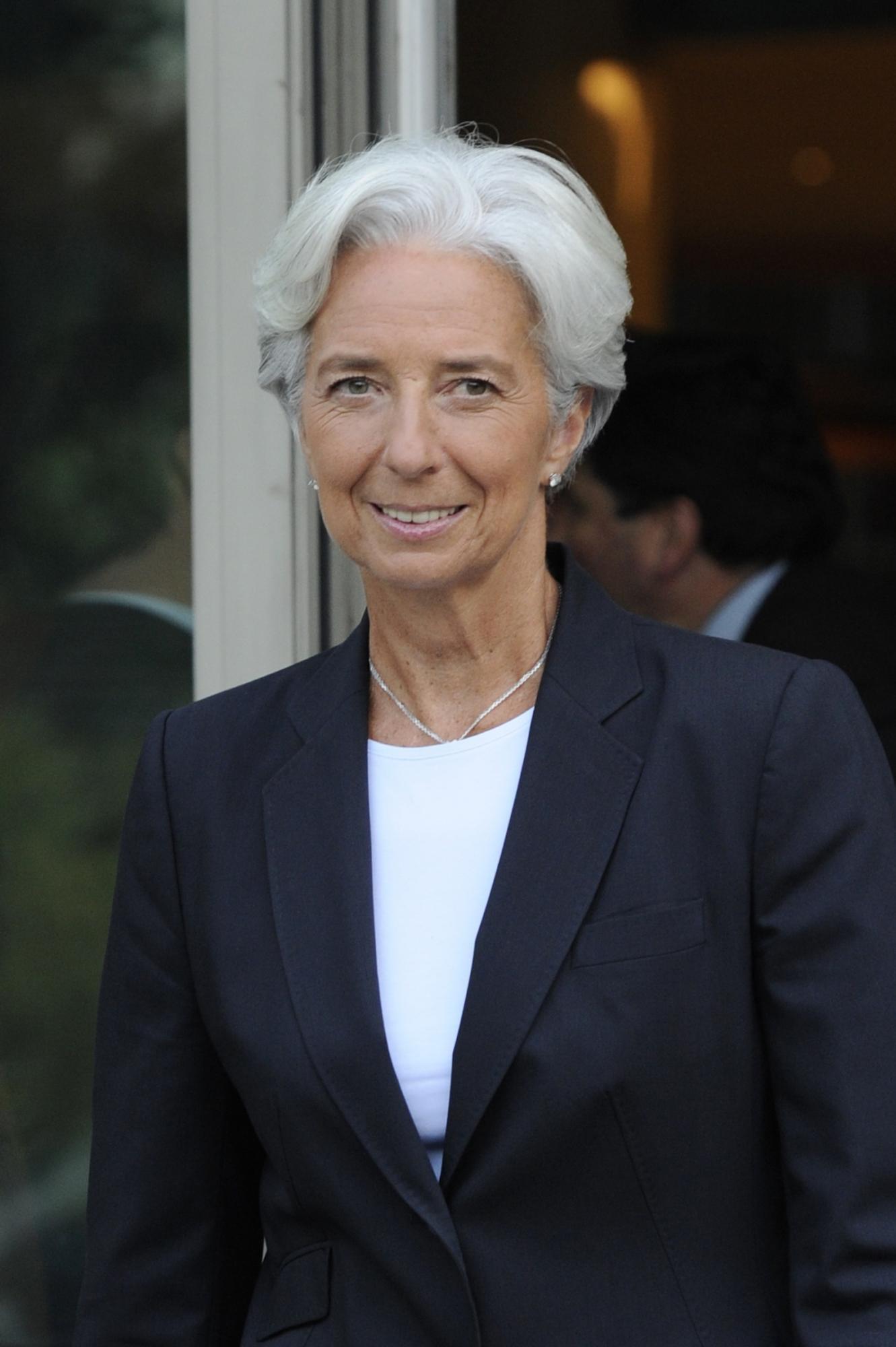 加德成为IMF首位女总裁 中国专家称 实至名归