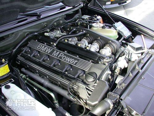 宝马S38B35发动机
