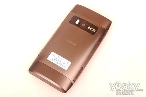 金属机身Symbian音乐旗舰 诺基亚X7行货评测
