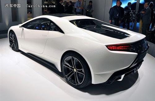 Lotus(路特斯)Esprit跑车-最快2013年发布 Lotus将推全新Esprit旗舰图片