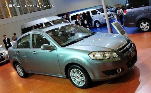 15万元以内中级车型 上市新车瑞麒G5行情导购高清图片